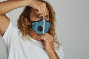 taille masque antipollution